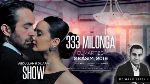 333 Milonga Show 2