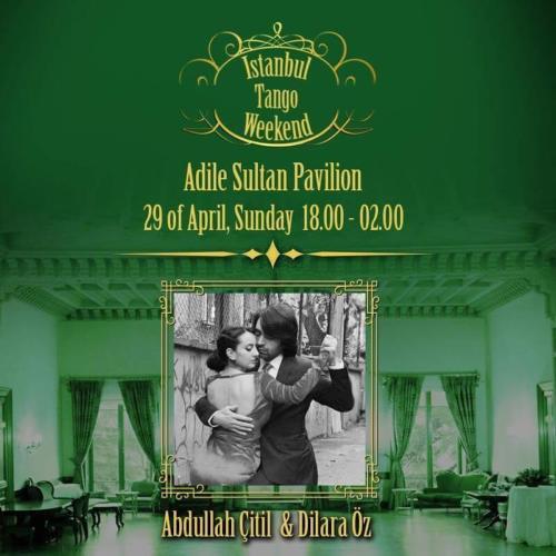 Istanbul tango weekend