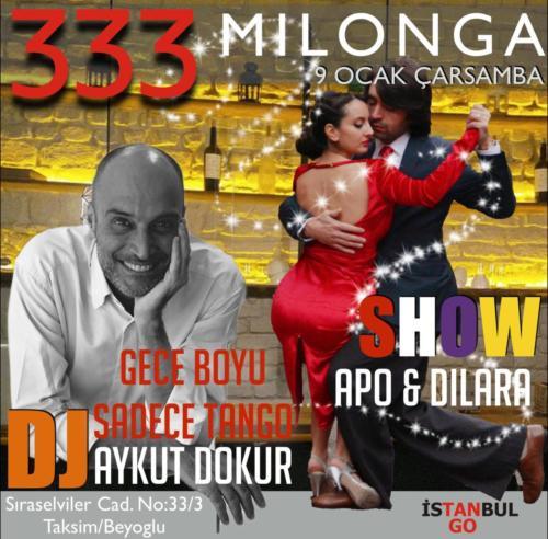 Milonga 333