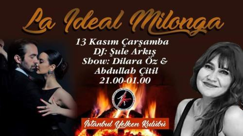 Milonga La ideal show